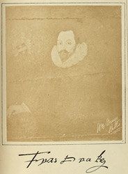 Sir Francis Drake, From The Original Portrait Belonging To The Corporation
